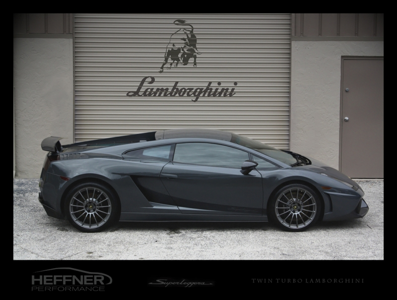 heffner turbo lambo super
